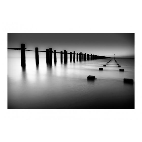 Fototapet Thames Estuary At Shoeburyness, England 450 cm x 270 cm naturlich.ro
