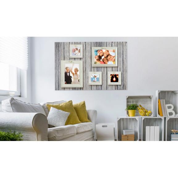Tablou Din Plută Stylish Gallery [Corkboard] 120 cm x 80 cm naturlich.ro
