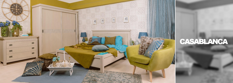 Dormitor Casablanca