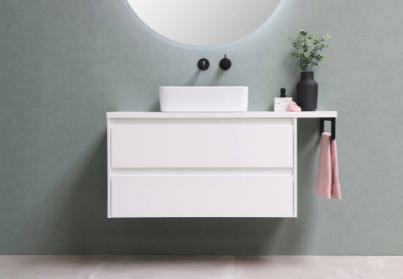10 idei de amenajare pentru o baie elegantă și ordonată