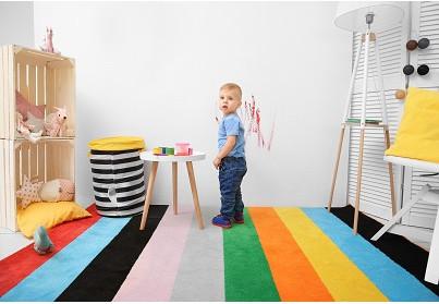 Culori ce se potrivesc pentru camera copilului în diferite etape de viață
